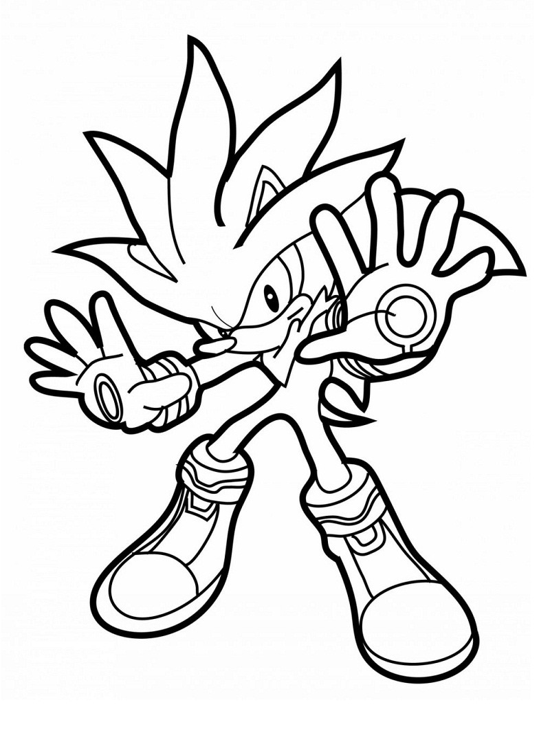 sonic the hedgehog coloring page sonic the hedgehog coloring pages to download and print sonic page coloring hedgehog the