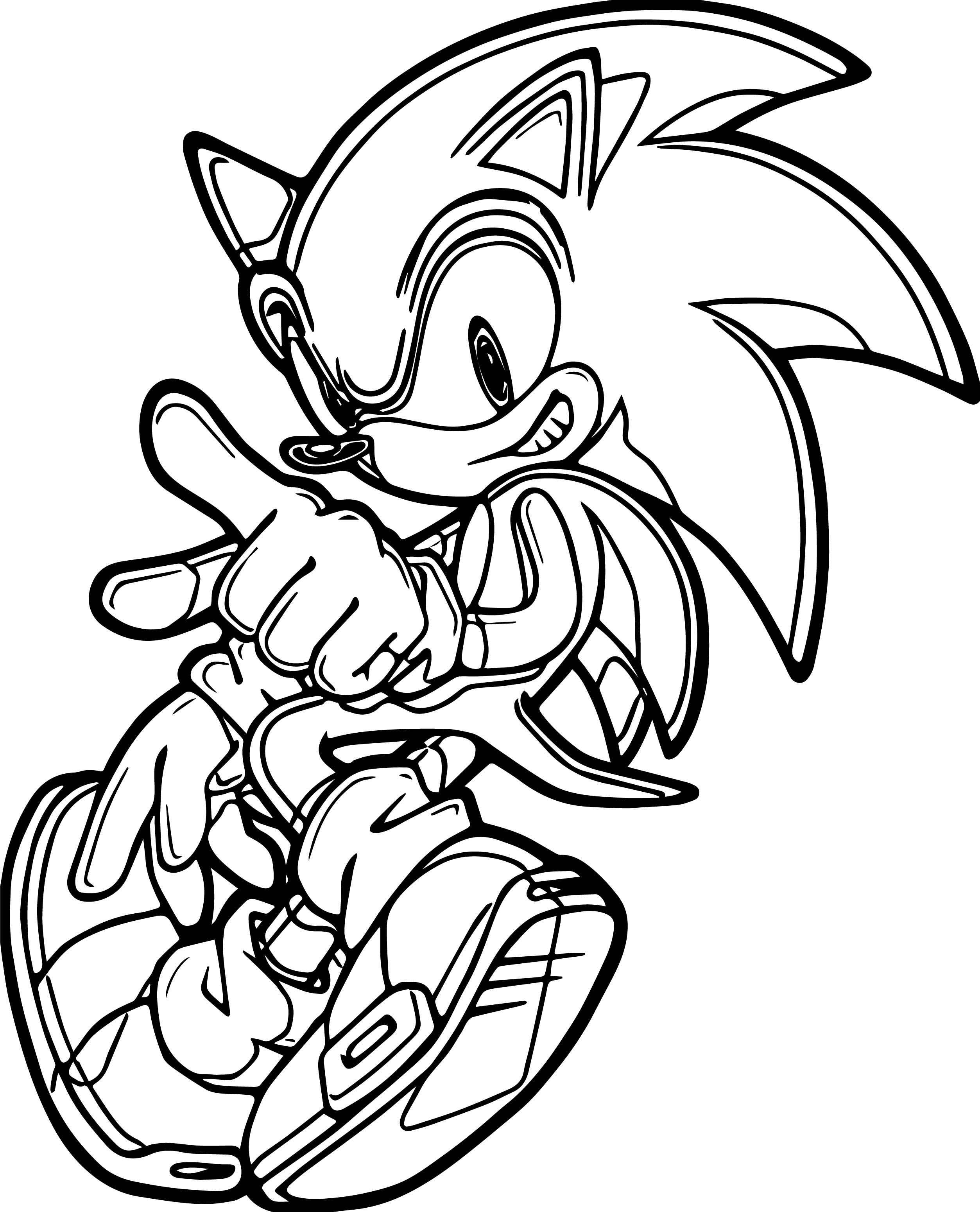 sonic the hedgehog coloring page top 20 printable sonic the hedgehog coloring pages coloring sonic page hedgehog the