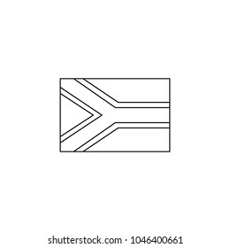 south africa flag outline waving south african flag stock illustrations 974 waving flag outline south africa