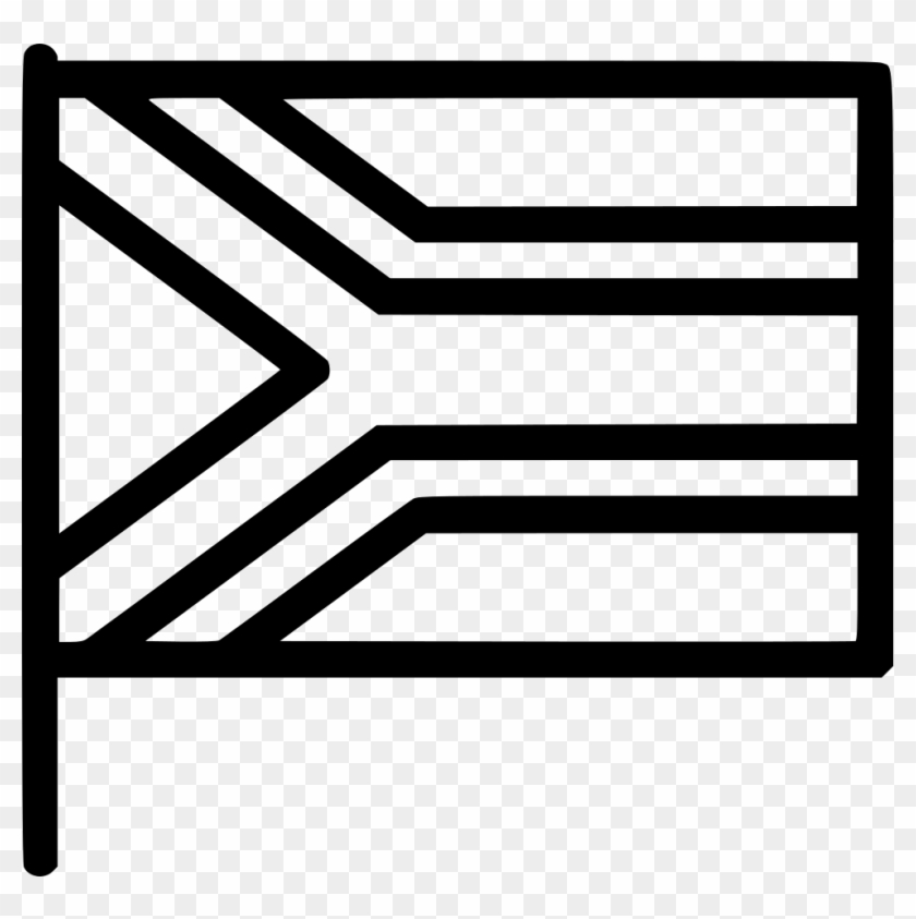 south african flag outline free black and white world flags outline clipart clip african flag outline south