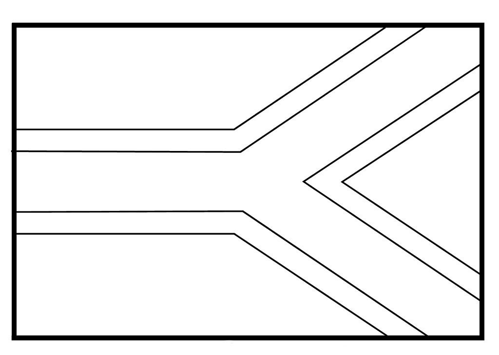 south african flag outline from the heart up free colouring book of flags south flag outline african