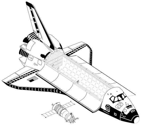space shuttle coloring pages space shuttle coloring 4 woo jr kids activities space coloring shuttle pages