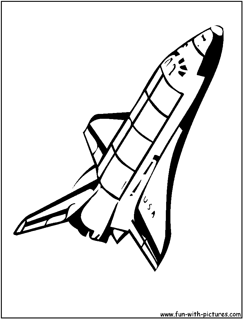 space shuttle coloring pages space shuttle coloring page shuttle pages coloring space
