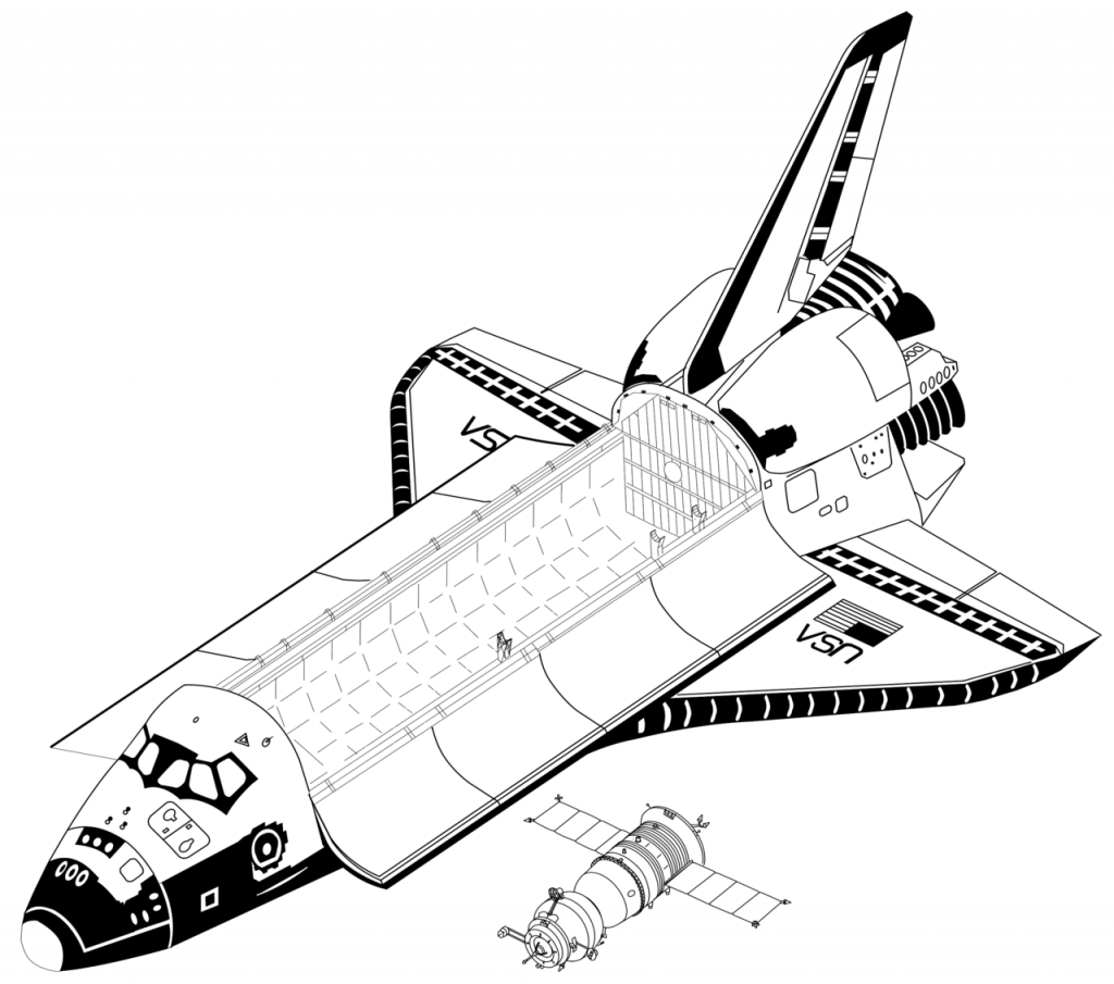 space shuttle coloring pages space shuttle coloring pages getcoloringpagescom pages shuttle coloring space