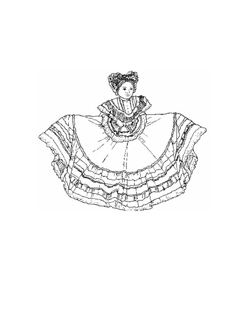 spanish colouring free spanish coloring pages coloring home colouring spanish 1 2