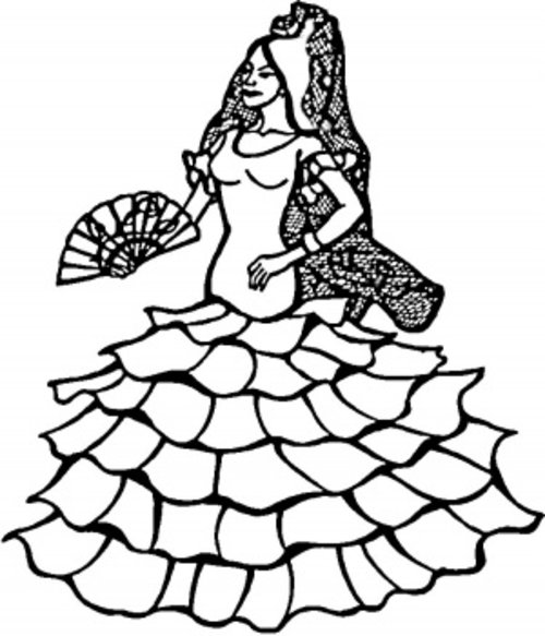 spanish colouring spanish coloring pages to download and print for free colouring spanish
