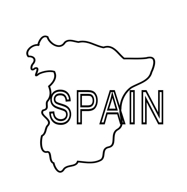 spanish pictures to colour spanish colors coloring worksheet sketch coloring page to spanish pictures colour
