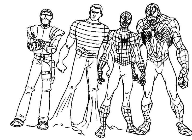 spider man 3 coloring pages black spider man 3 coloring pages coloring pages coloring man pages 3 spider