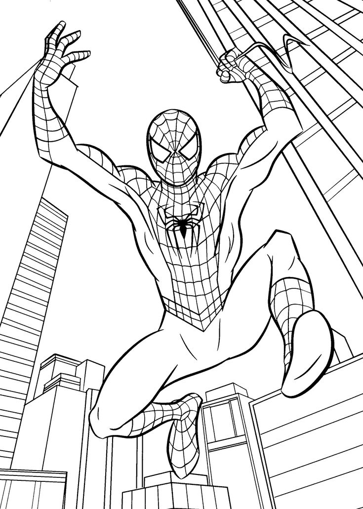 spider man 3 coloring pages spider man 3 drawing at getdrawings free download spider pages coloring 3 man