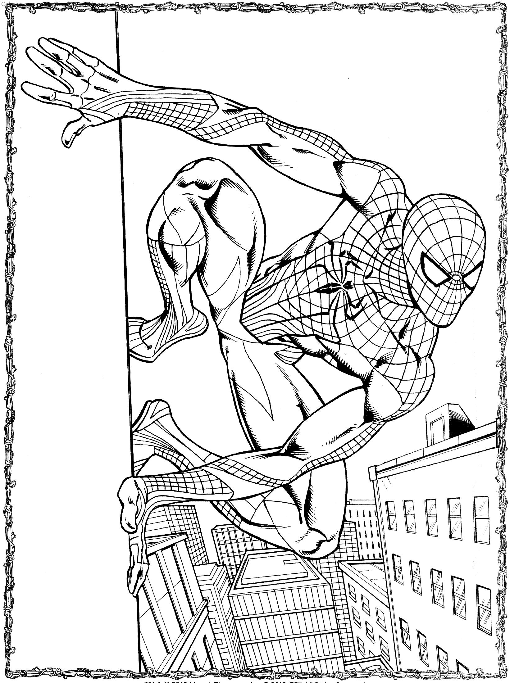 spider man 3 coloring pages spiderman 3 coloring pages coloringpages1001com 3 coloring man pages spider