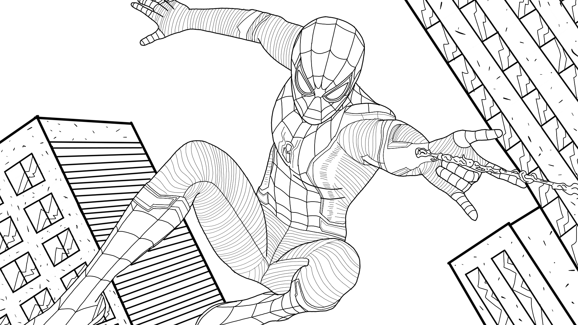 spider man stealth suit coloring page spider man superhero coloring pages man page spider stealth coloring suit