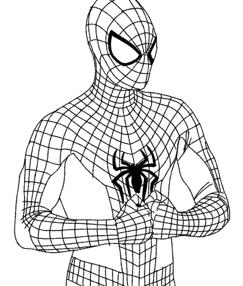 spider man stealth suit coloring page spider man superhero coloring pages page coloring stealth spider man suit