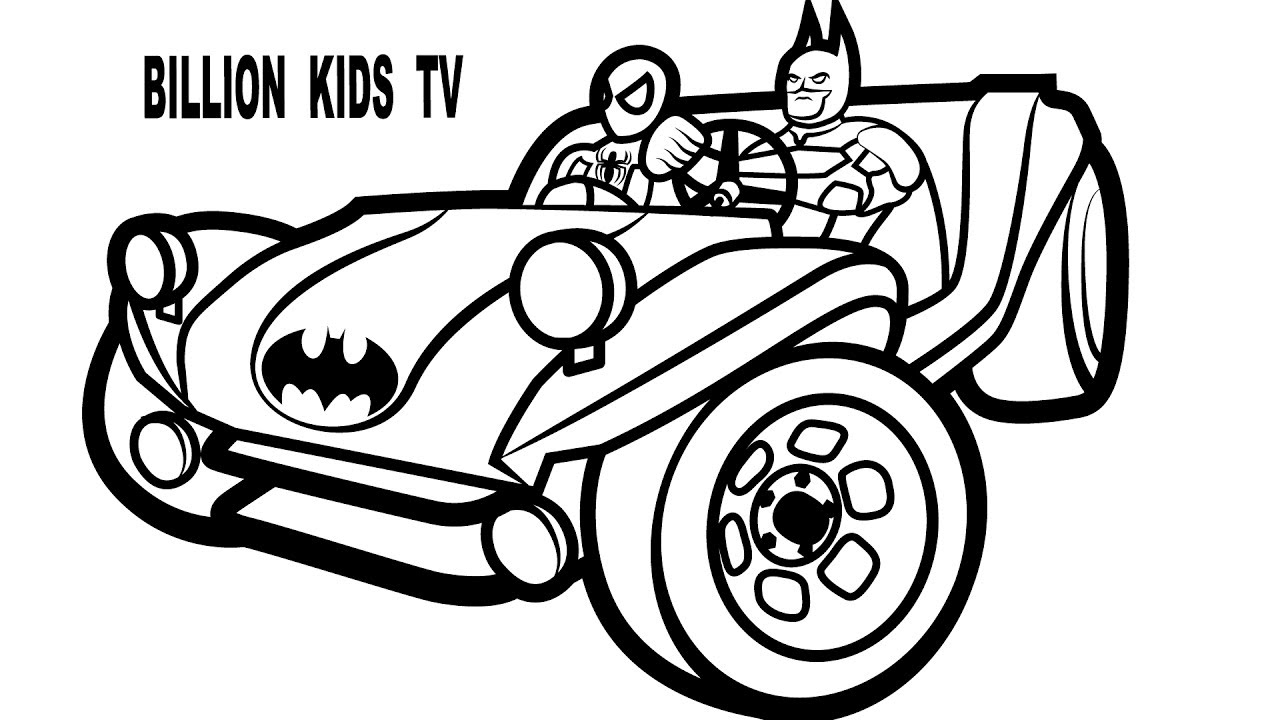 spiderman car coloring pages batman coloring pages batmanloring pages jpg clipartingcom coloring pages car spiderman