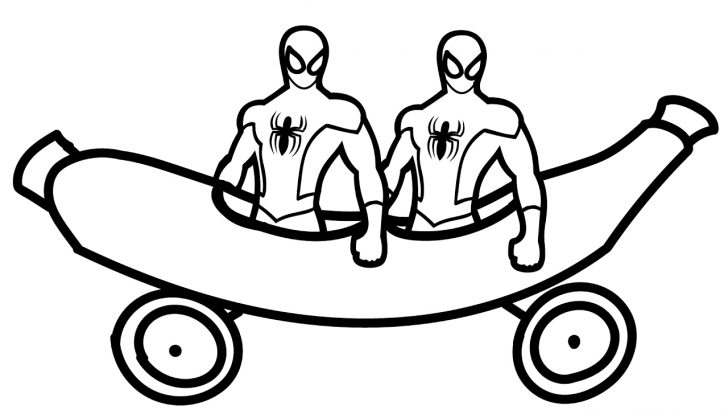 spiderman car coloring pages spiderman car coloring pages at getcoloringscom free pages spiderman car coloring