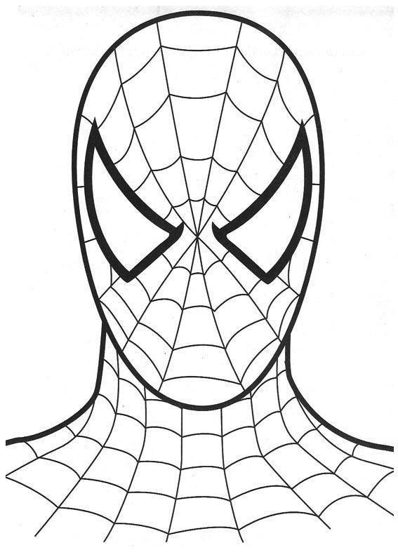 spiderman coloring pages kids free printable spiderman coloring pages for kids coloring spiderman pages kids