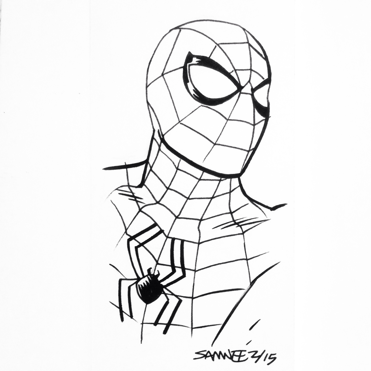 spiderman outline drawing spiderman line drawing free download on clipartmag spiderman drawing outline