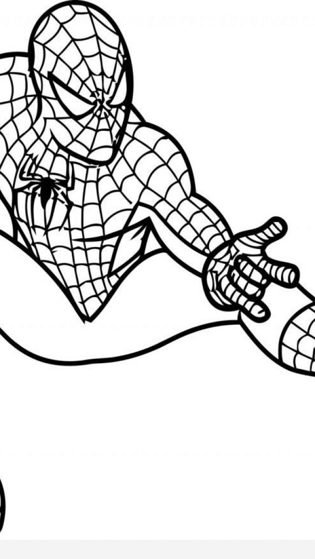 spiderman outline drawing spiderman outline drawing at getdrawings free download drawing outline spiderman 1 1