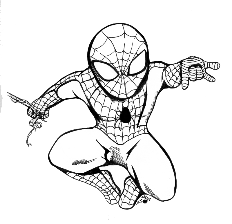 spiderman outline drawing spiderman outline drawing at getdrawings free download drawing spiderman outline 1 1