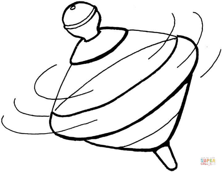 spinning top coloring page find the best coloring pages resources here part 193 top spinning page coloring