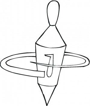 spinning top coloring page top 10 letter s coloring pages your toddler will love to page spinning top coloring