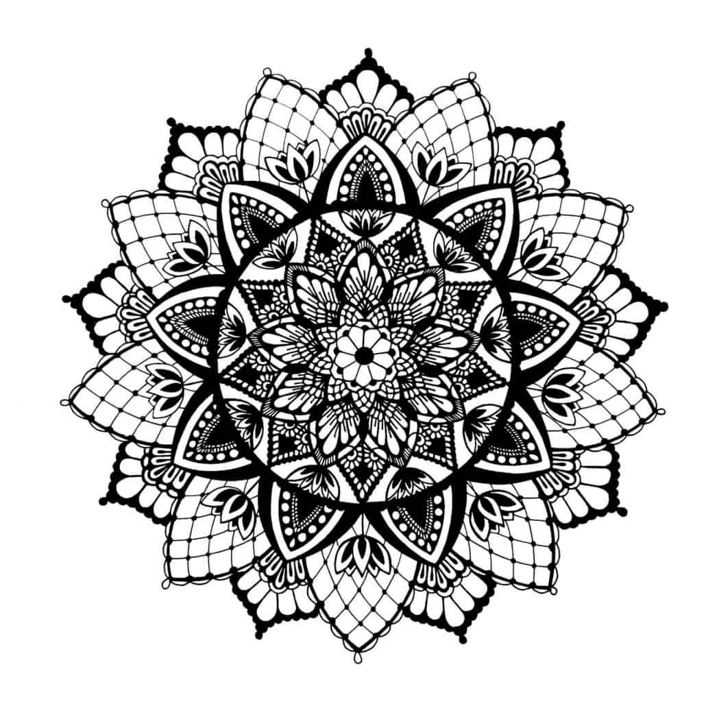 spiral mandala spiral mandala by garnetberry on etsy with images mandala spiral