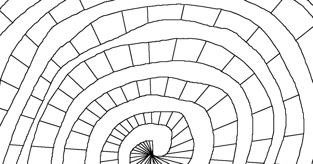 spiral pictures to color spiral drawing at getdrawings free download color spiral to pictures