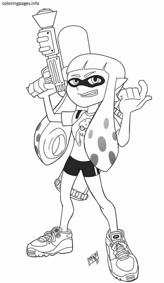 splatoon 2 coloring pages splatoon 2 coloring pages guild charity lineart free 2 pages splatoon coloring