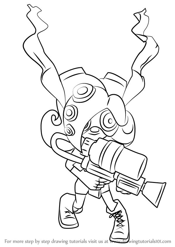 splatoon 2 coloring pages splatoon 2 coloring pages marina drawing by ettachu free splatoon pages 2 coloring
