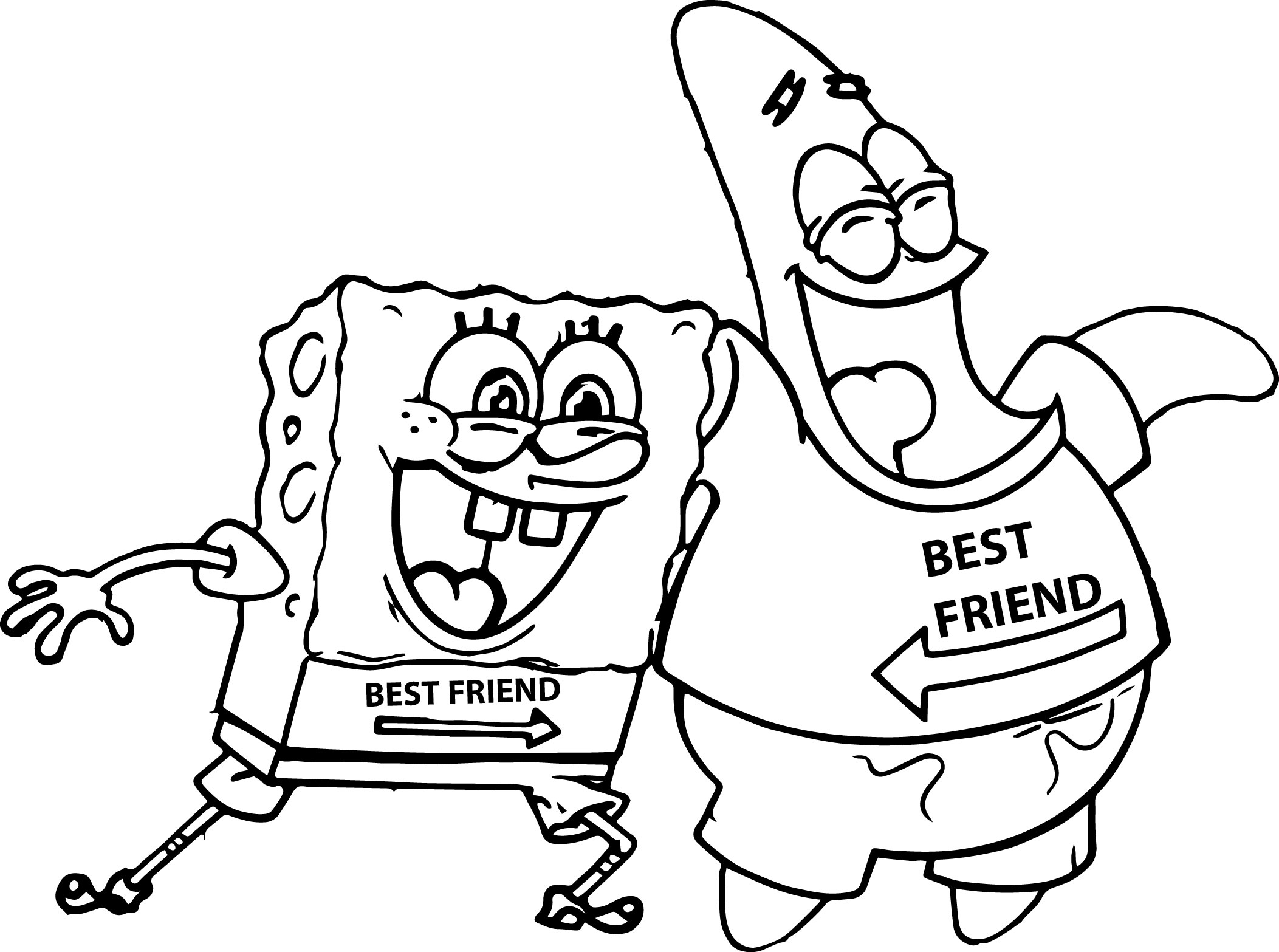 spongebob characters coloring pages printable spongebob coloring pages for kids cool2bkids characters coloring spongebob pages