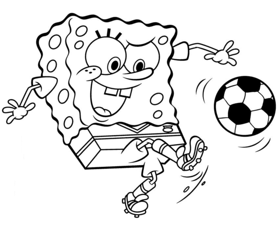 spongebob pictures to color printable spongebob coloring pages for kids cool2bkids color to pictures spongebob