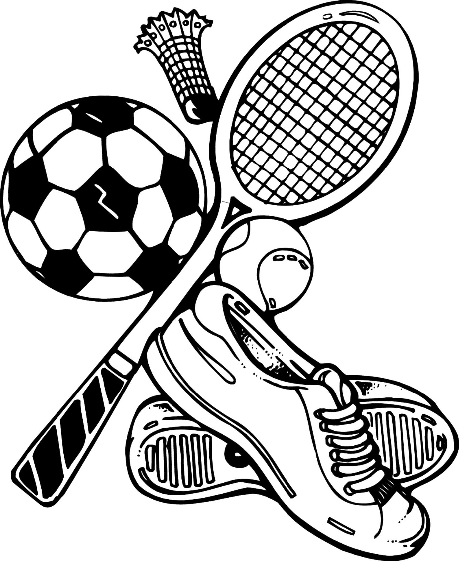 sports pictures to color tennis coloring pages for childrens printable for free color pictures sports to