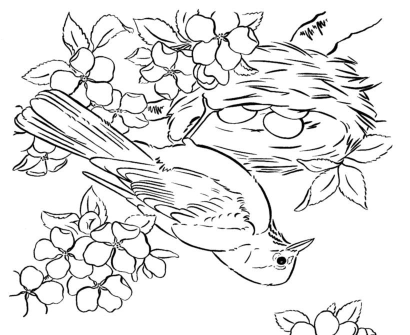 spring nature coloring pages 76 nature spring coloring pages for kids in 2020 spring nature coloring pages spring