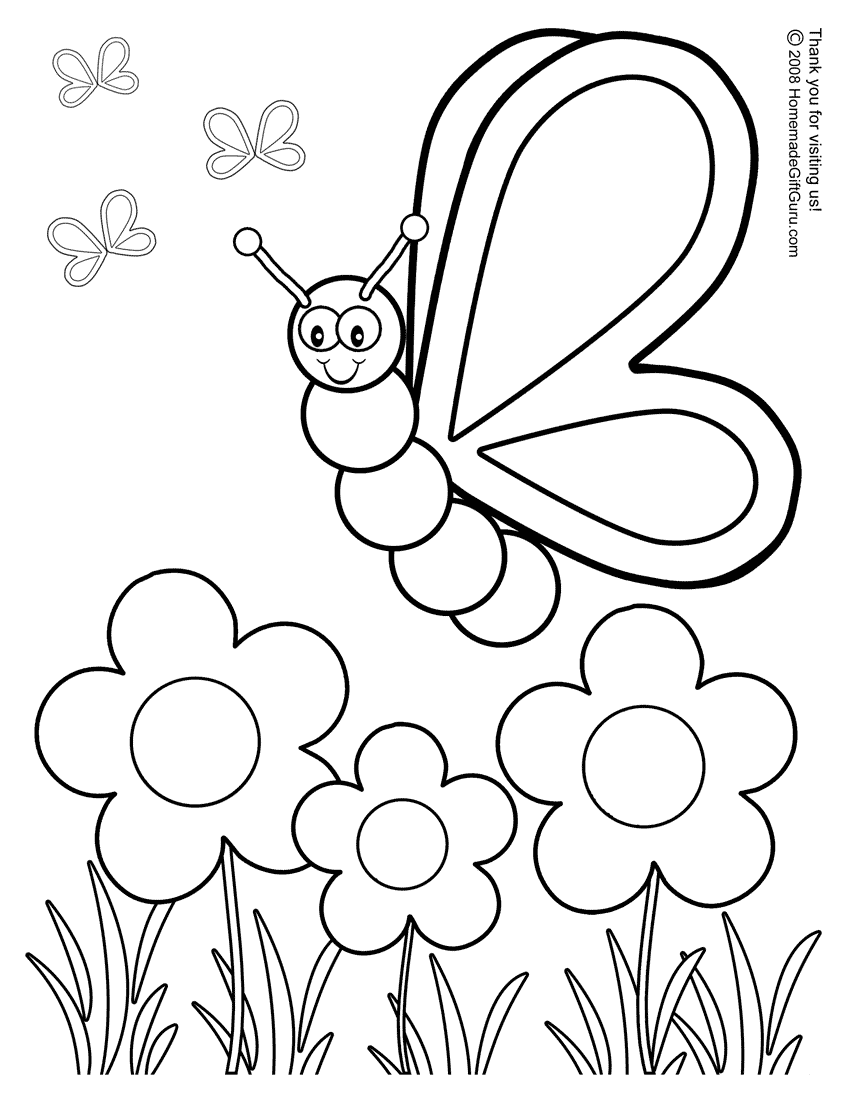 spring nature coloring pages spring landscape coloring pages to download and print for free coloring spring nature pages