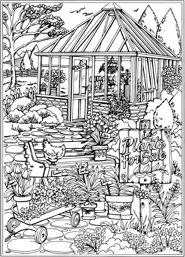 spring nature coloring pages spring nature coloring page blossom tree coloring coloring spring nature pages