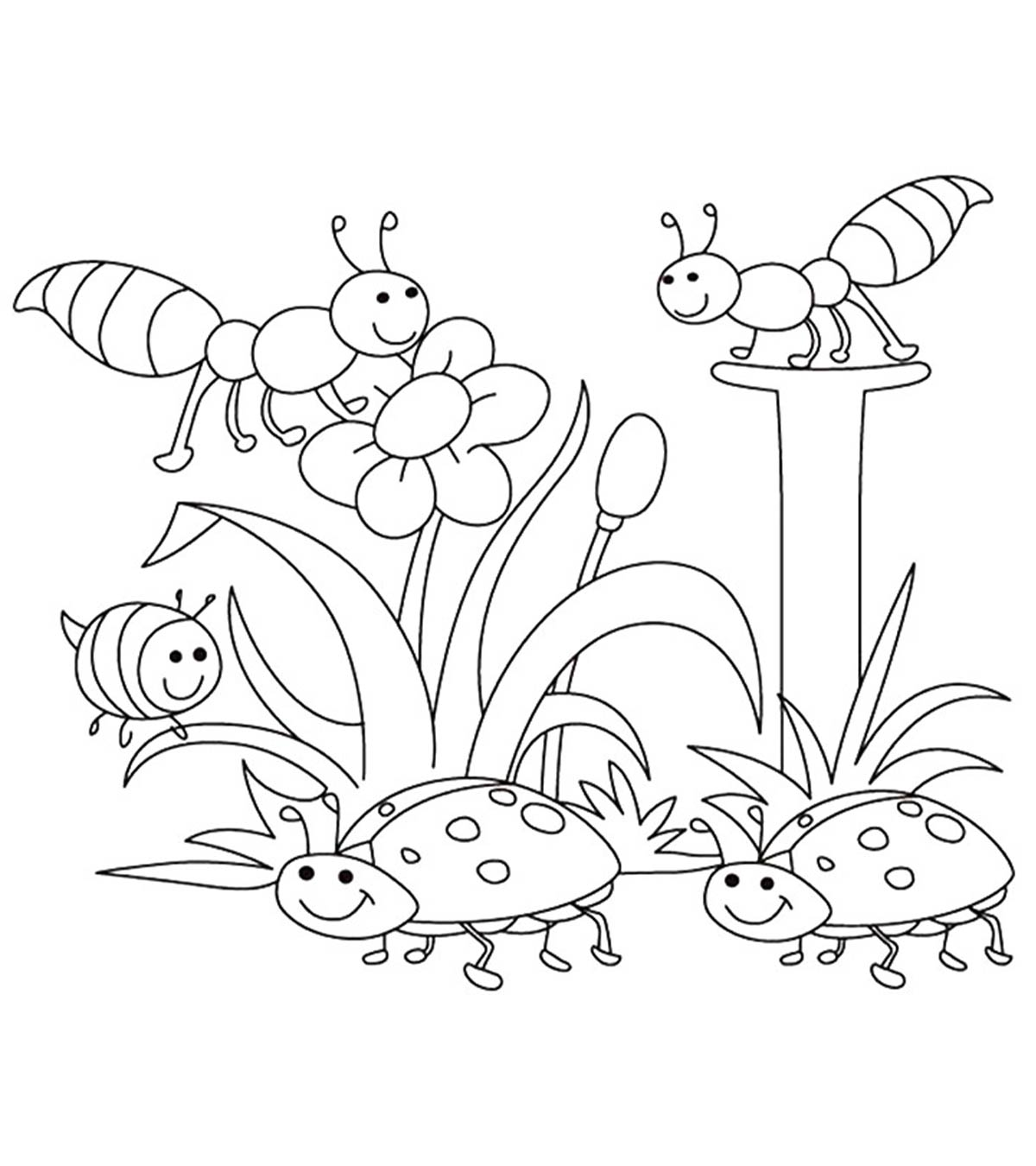 spring nature coloring pages stunning printable spring coloring pages with color and nature coloring pages spring