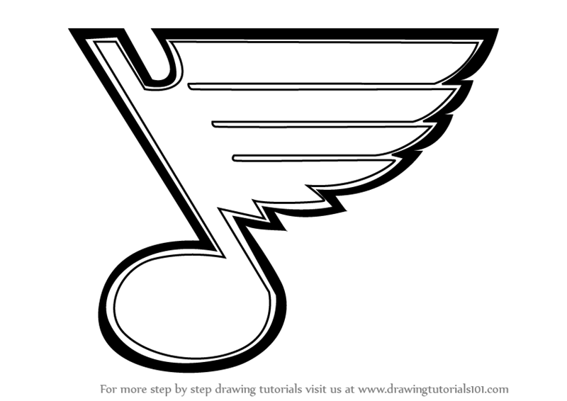st louis blues coloring pages wallpapers st louis blues blues st pages coloring louis