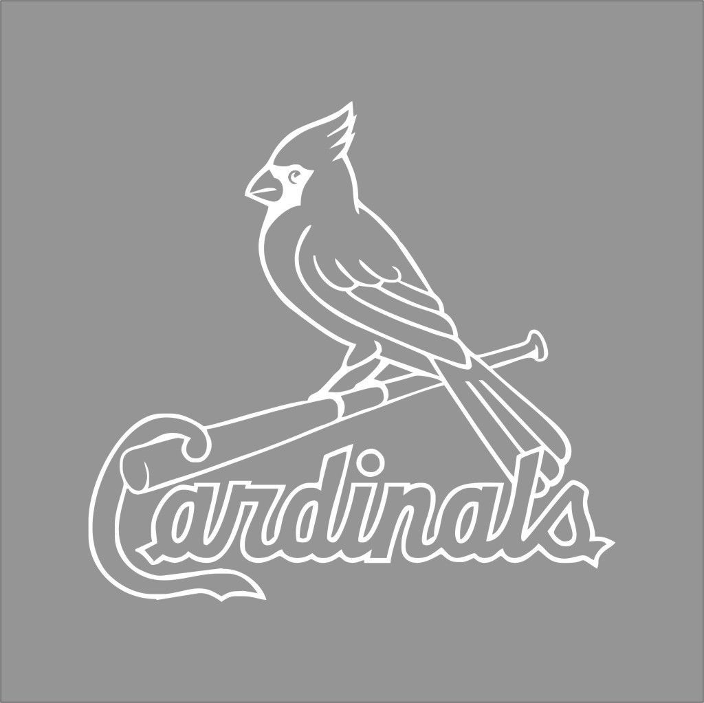st louis cardinals logo pictures download high quality st louis cardinals logo silhouette pictures cardinals louis logo st