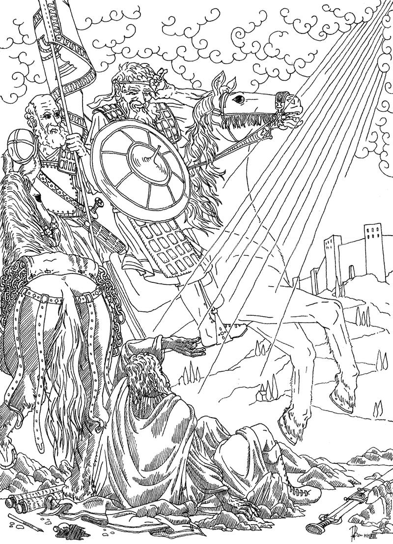 st paul coloring page paul community clipart 20 free cliparts download images coloring st page paul