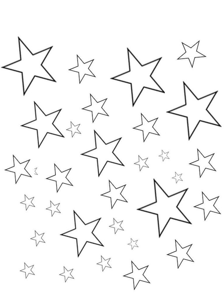 star outline coloring page best 20 free coloring pages stars printable star page coloring star outline