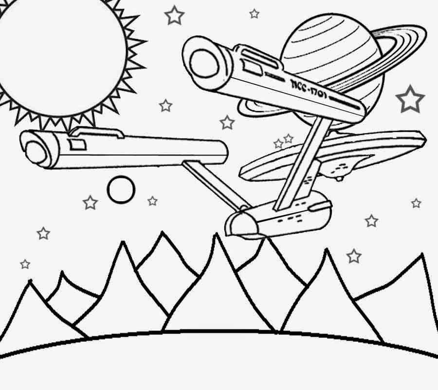 star trek enterprise coloring pages free coloring pages printable pictures to color kids trek coloring pages enterprise star