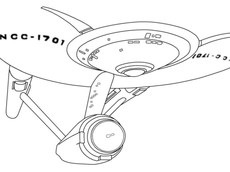 star trek enterprise coloring pages uss enterprise coloring pages coloring pages enterprise trek pages coloring star