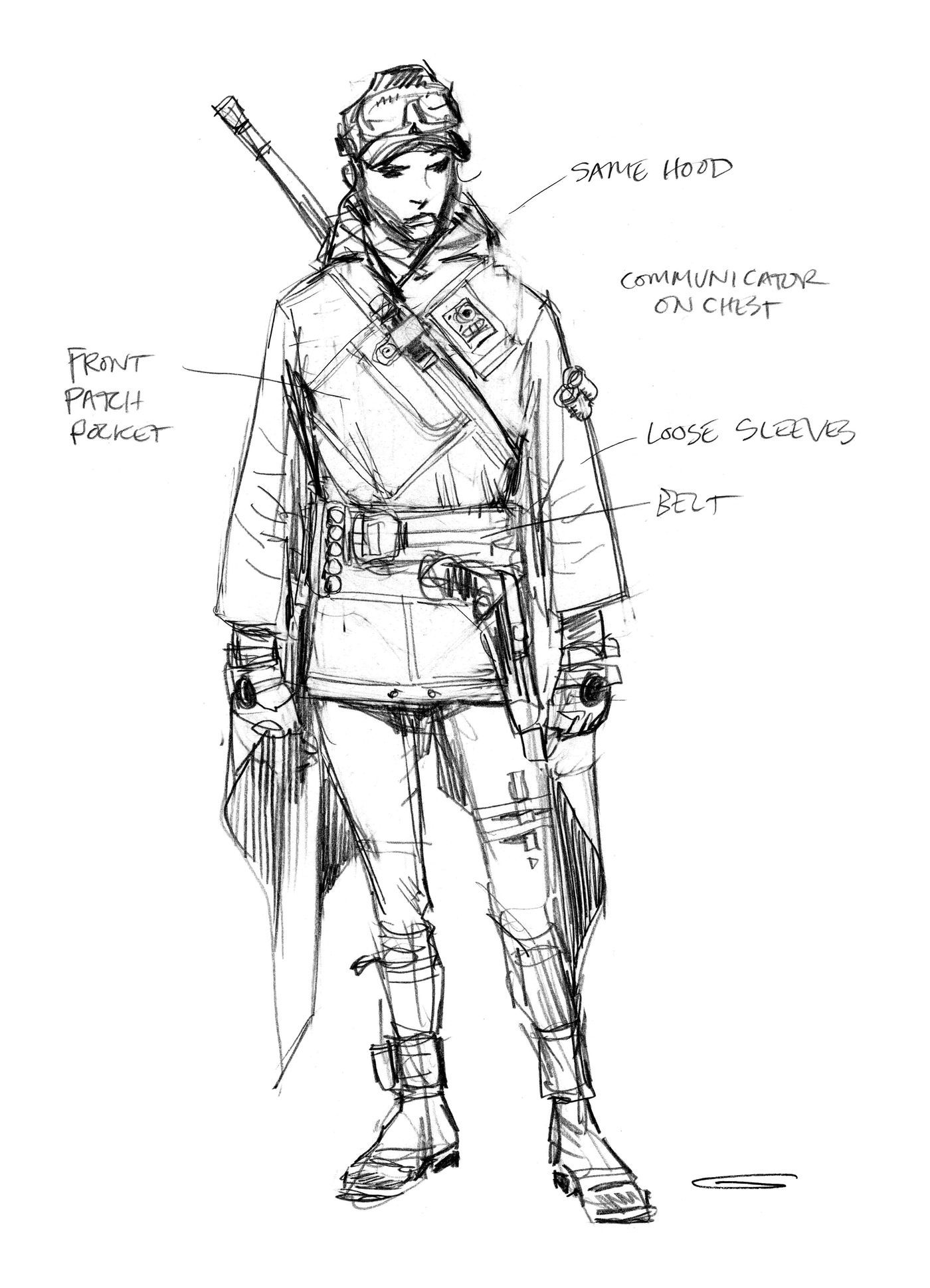star wars characters drawings rogue one art book reveals the transformation of its wars drawings star characters