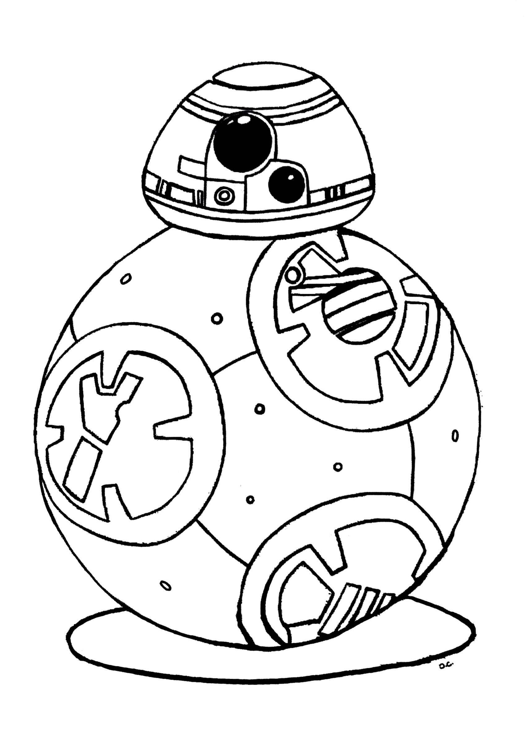 star wars coloring images star wars the force awakens bb 8 coloring pages free coloring images wars star