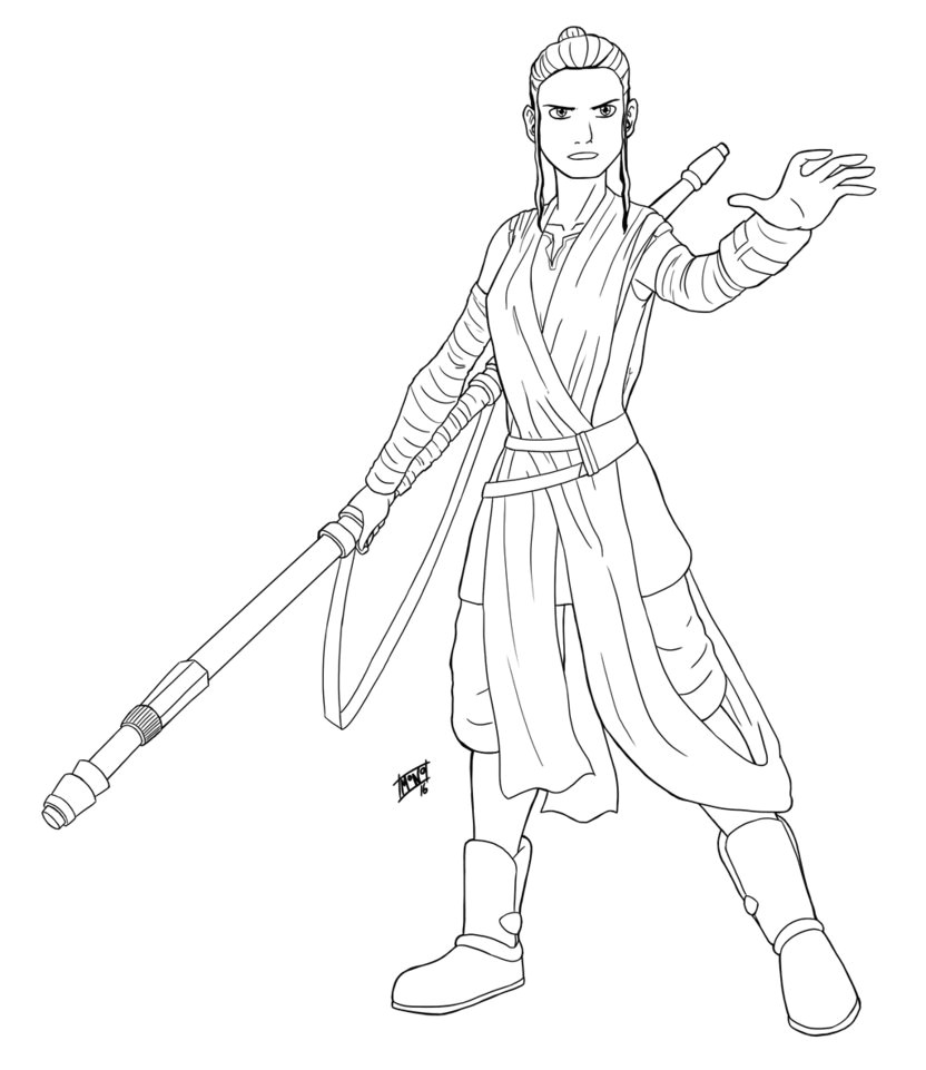star wars rey coloring pages coloriage star wars rey daniegutonet star rey pages wars coloring