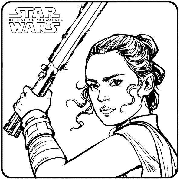 star wars rey coloring pages star wars forces of destiny coloring pages wars rey pages star coloring