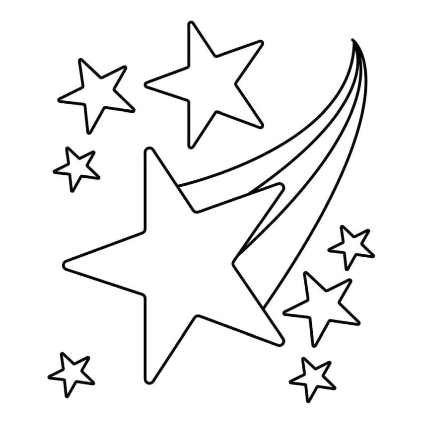 stars coloring page 60 star coloring pages customize and print pdf page stars coloring