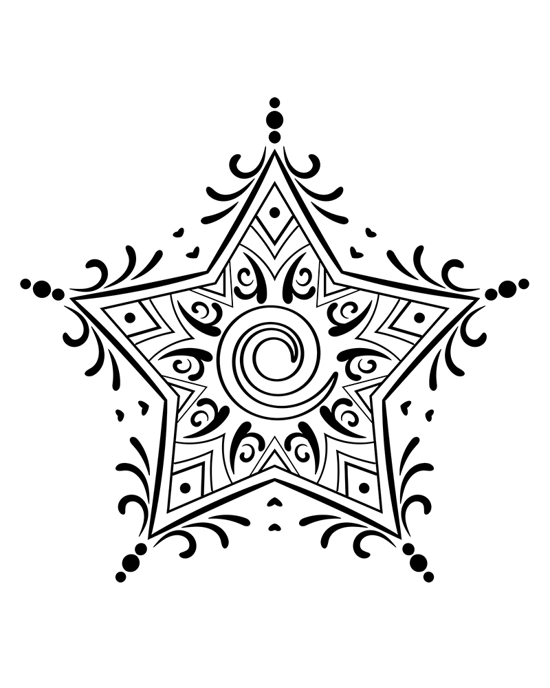 stars coloring page 60 star coloring pages customize and print pdf page stars coloring 1 1