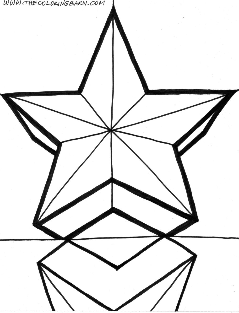 stars coloring page free printable star coloring pages page coloring stars 1 1