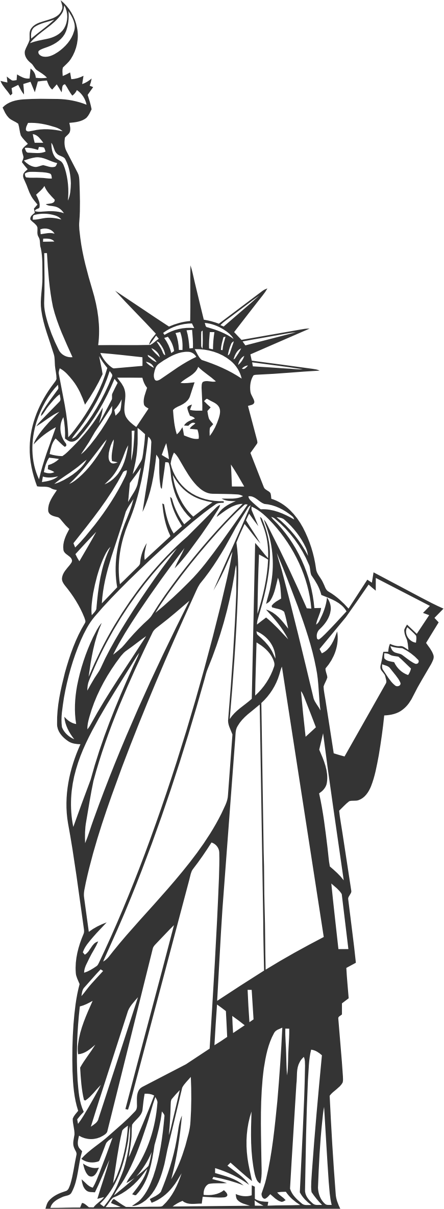 statue of liberty drawings how to draw the statue of liberty step by step pictures drawings liberty statue of
