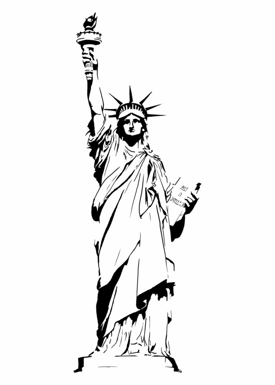 statue of liberty vector clipart statue of liberty silhouette 20 free cliparts of vector liberty statue